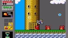 Wonder Boy in Monster Land (Arcade) CV