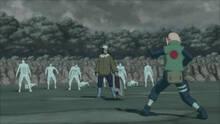 Pantalla Naruto Shippuden: Ultimate Ninja Storm 3