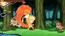 Pantalla Naruto: Powerful Shippuden