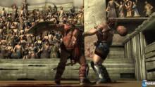 Pantalla Spartacus Legends XBLA