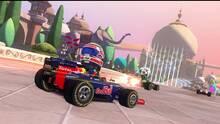 Pantalla F1 Race Stars