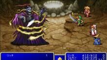Pantalla Final Fantasy