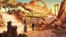 Pantalla Broken Sword 5: La maldición de la serpiente