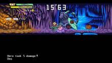 Pantalla Half-Minute Hero: Super Mega Neo Climax