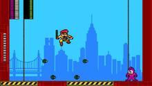 Pantalla Street Fighter x Mega Man