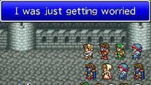 Pantalla Final Fantasy: All The Bravest