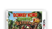 Pantalla Donkey Kong Country Returns 3D