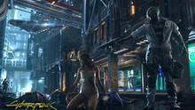 Pantalla Cyberpunk 2077