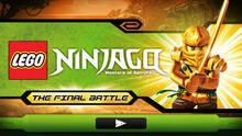 Pantalla LEGO Ninjago - The Final Battle