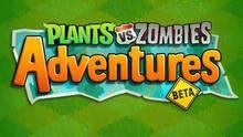 Pantalla Plants vs Zombies Adventures