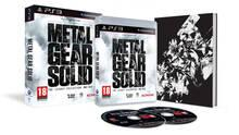 Pantalla Metal Gear Solid: The Legacy Collection