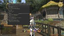 Pantalla Final Fantasy XIV Online