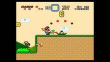 Pantalla Super Mario World CV
