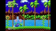Pantalla Sonic the Hedgehog CV