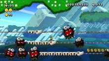 Pantalla New Super Mario Bros. U