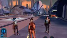 Pantalla Star Wars: Knights of the Old Republic