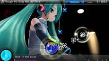 Pantalla Hatsune Miku Project Diva F 2nd