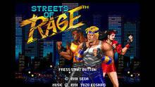 Imagen 3D Streets of Rage eShop