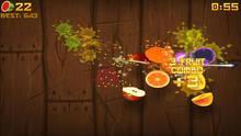 Pantalla Fruit Ninja PSN