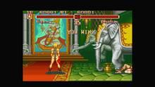 Pantalla Super Street Fighter II: The New Challengers CV