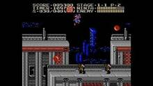 Pantalla Ninja Gaiden II: The Dark Sword of Chaos CV
