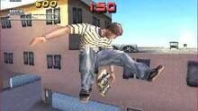 Pantalla Tony Hawk's Pro Skater 2