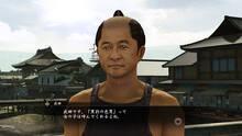 Pantalla Yakuza Ishin