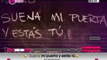 Pantalla Let's Sing 6: Versión Española