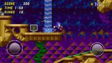 Pantalla Sonic the Hedgehog 2