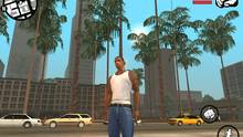 Pantalla Grand Theft Auto: San Andreas