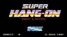Imagen 3D Super Hang-On eShop