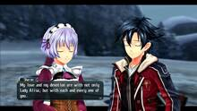 Pantalla The Legend of Heroes: Trails of Cold Steel II