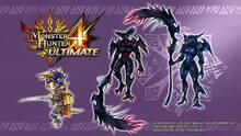 Pantalla Monster Hunter 4 Ultimate