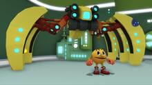 Pantalla Pac-Man y las Aventuras Fantasmales
