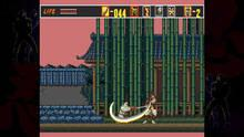 Pantalla The Revenge of Shinobi PSN