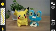 Pantalla Pokémon Art Academy