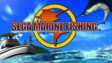 Pantalla Sega Marine Fishing