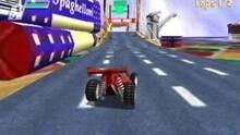Pantalla Toy Racer