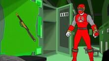 Pantalla Power Rangers: Ninja Storm