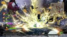 Pantalla Dragon Quest Heroes: El infortunio del Árbol del Mundo y la raíz del mal