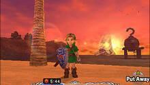 Pantalla The Legend of Zelda: Majora's Mask 3D
