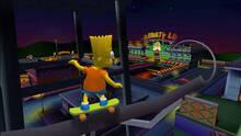 Imagen The Simpsons Skateboarding