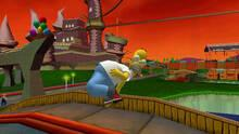 Pantalla The Simpsons Skateboarding