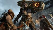 Pantalla God of War