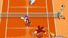 Pantalla Mario Power Tennis