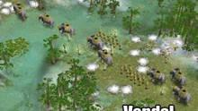 Pantalla Age of Mythology: The Titans