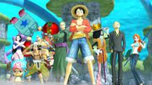 Pantalla One Piece: Pirate Warriors 3
