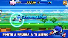 Pantalla Sonic Runners