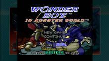 Imagen Wonder Boy in Monster World PSN
