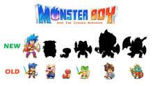 Imagen Monster Boy and the Cursed Kingdom